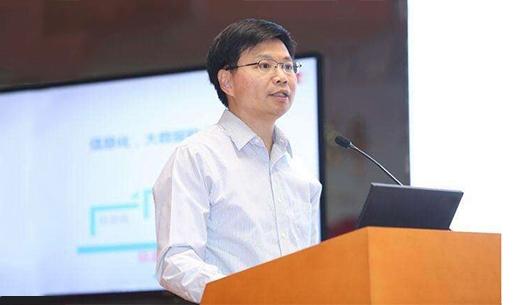 ?中国科学院院士 鄂维南